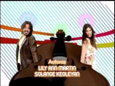 Cris Morena - Aberturas de Series