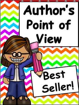 Author's Point of View Students will read passages and answer multiple choice questions and open ended responses pertaining to the author's point of view.