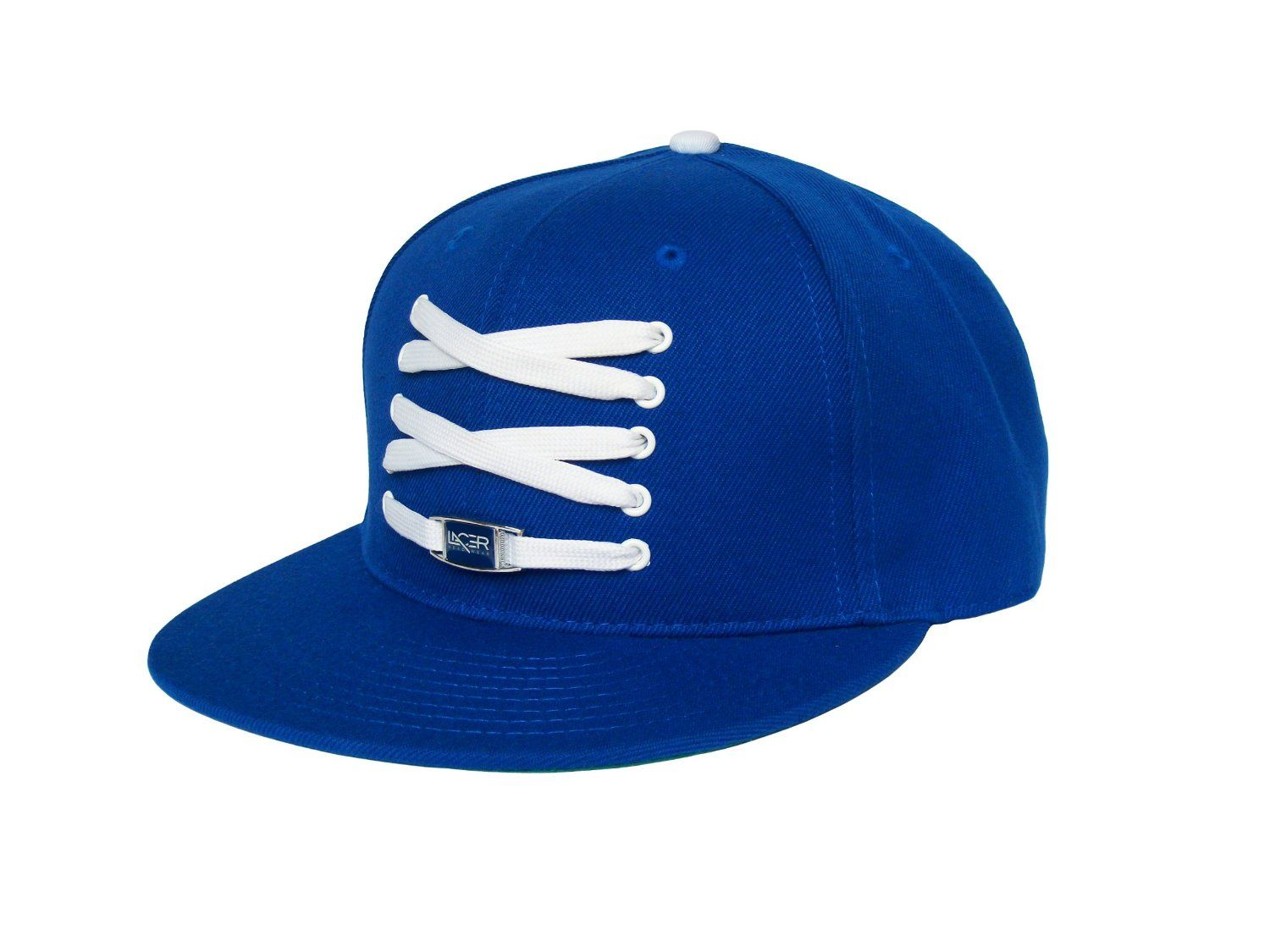 Lacer headwear cap limited edition blue dodgers f itted