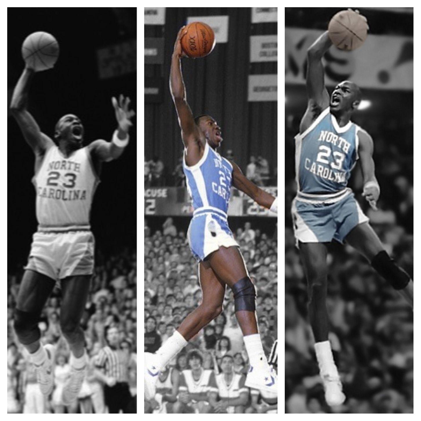 Heels · Michael Jordan PicturesBasketball HistoryUnc ... 5b135fb36f