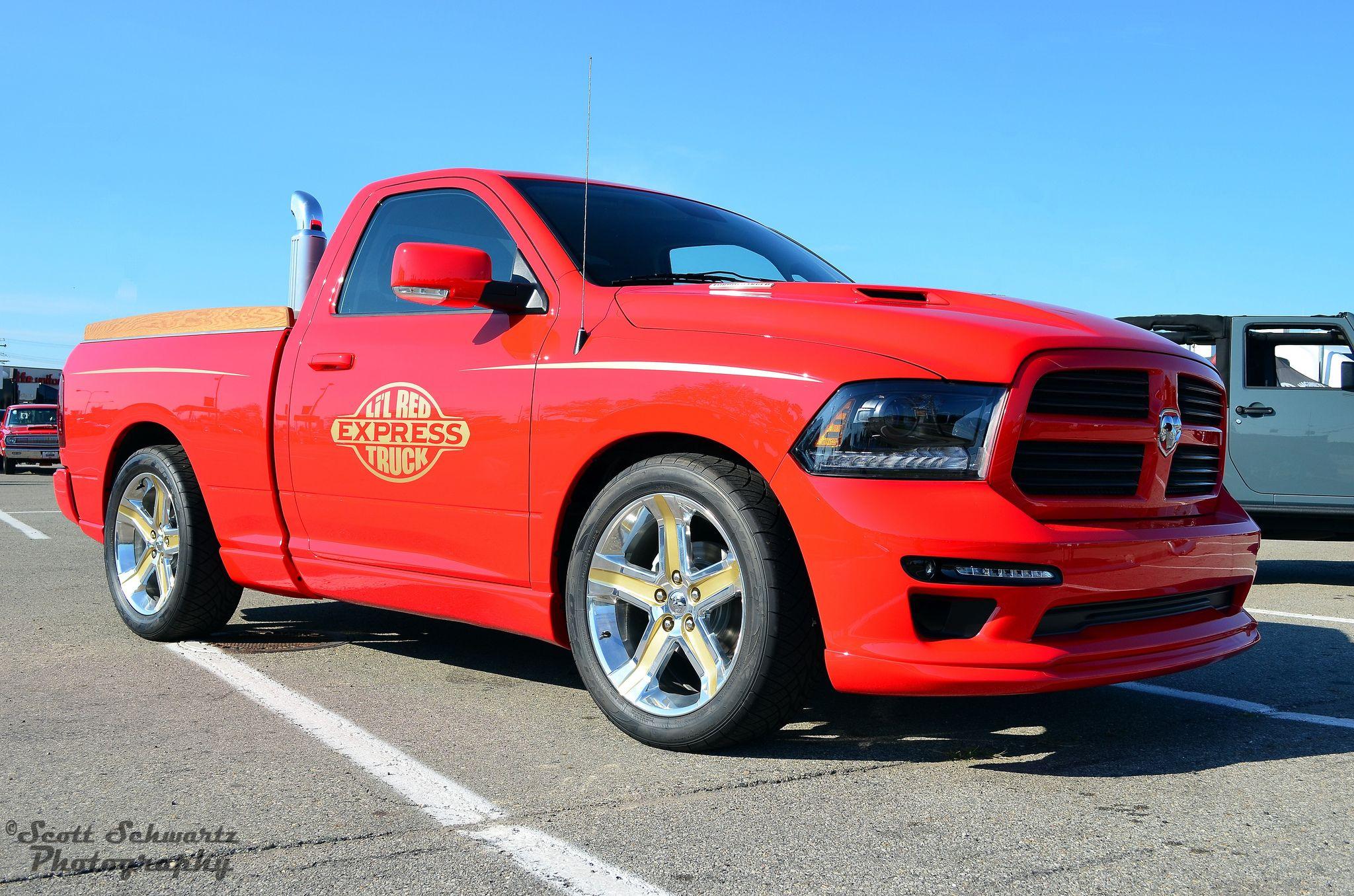 Red Color Dodge Ram Truck Dodge Trucks Ram Dodge Dodge Ram Pickup