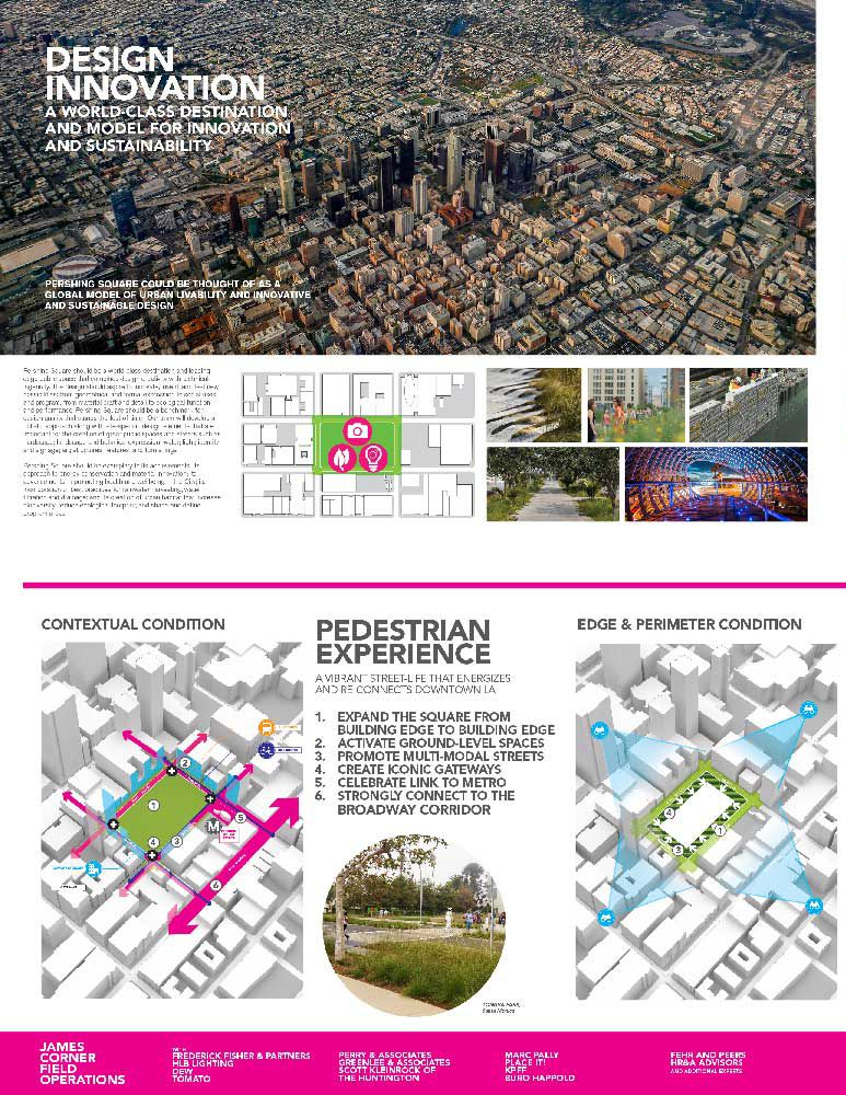 Here Are the 10 Potential Redesigns For Pershing Square - Makeovers - Curbed LA