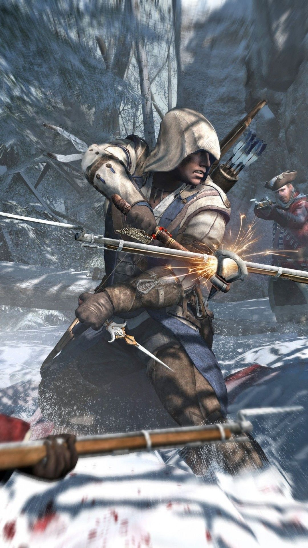 Assassin S Creed 3 Wallpaper Android In 2020 Assassin S Creed