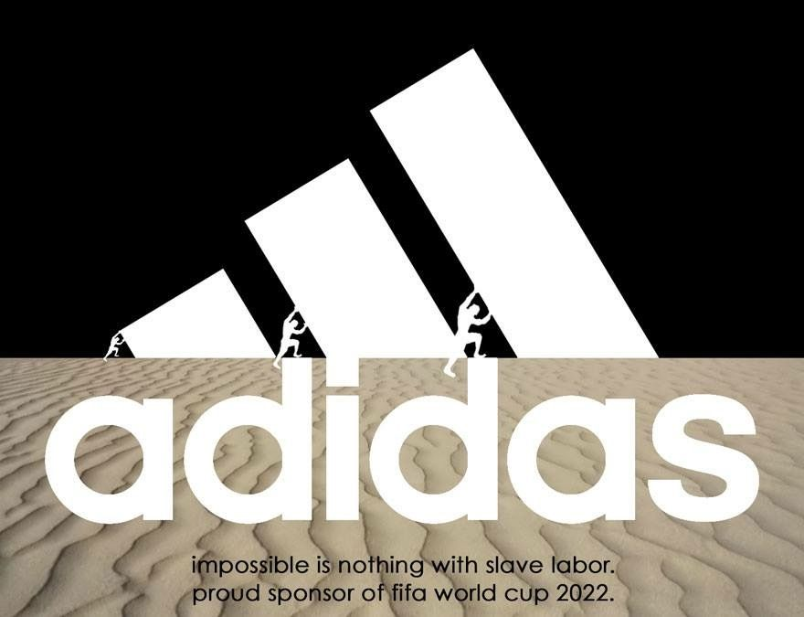 Pin By Catie Corriveau On Marketing Idees Promo Branding World Cup Adidas World Cup 2022