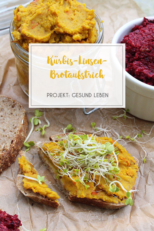 Photo of Recipe: Pumpkin and Lentil Spread