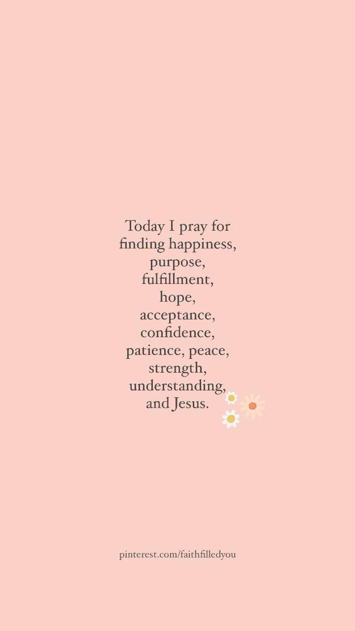Faith Quotes and Prayers