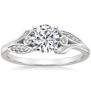 Jasmine Diamond Ring