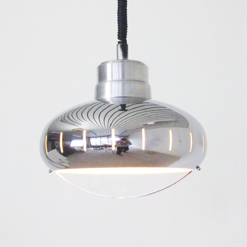 vintage lighting pendants. Chrome Pull-down Pendant. Vintage LightingKitchen Lighting Pendants A