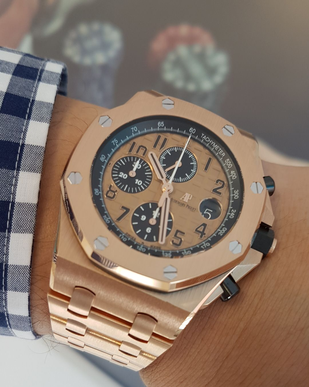efe2a35426b Audemars Piguet Royal Oak Offshore 42mm 26470.OR.OO.1000OR.01 Relógios