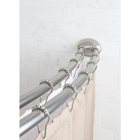 Home Shower Curtain Rods Window Cool