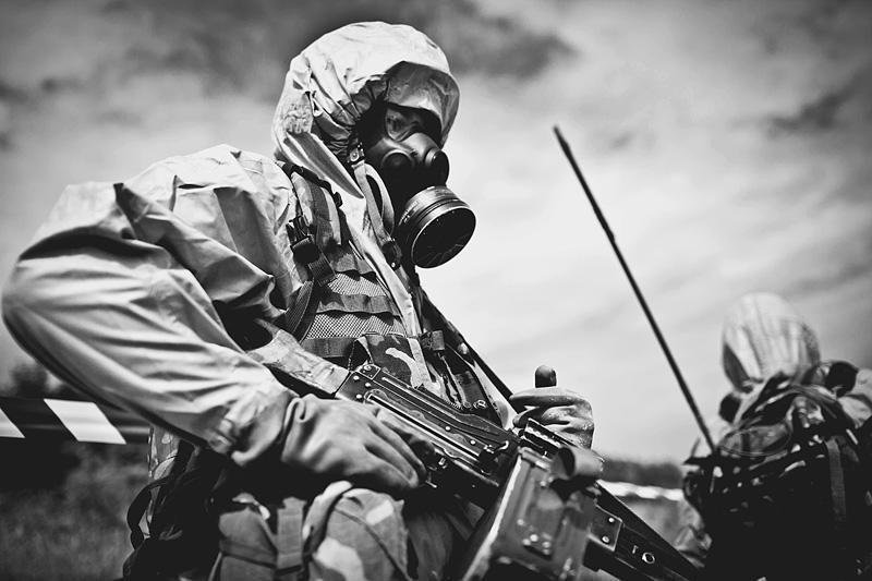 Chemical and biological warfare…