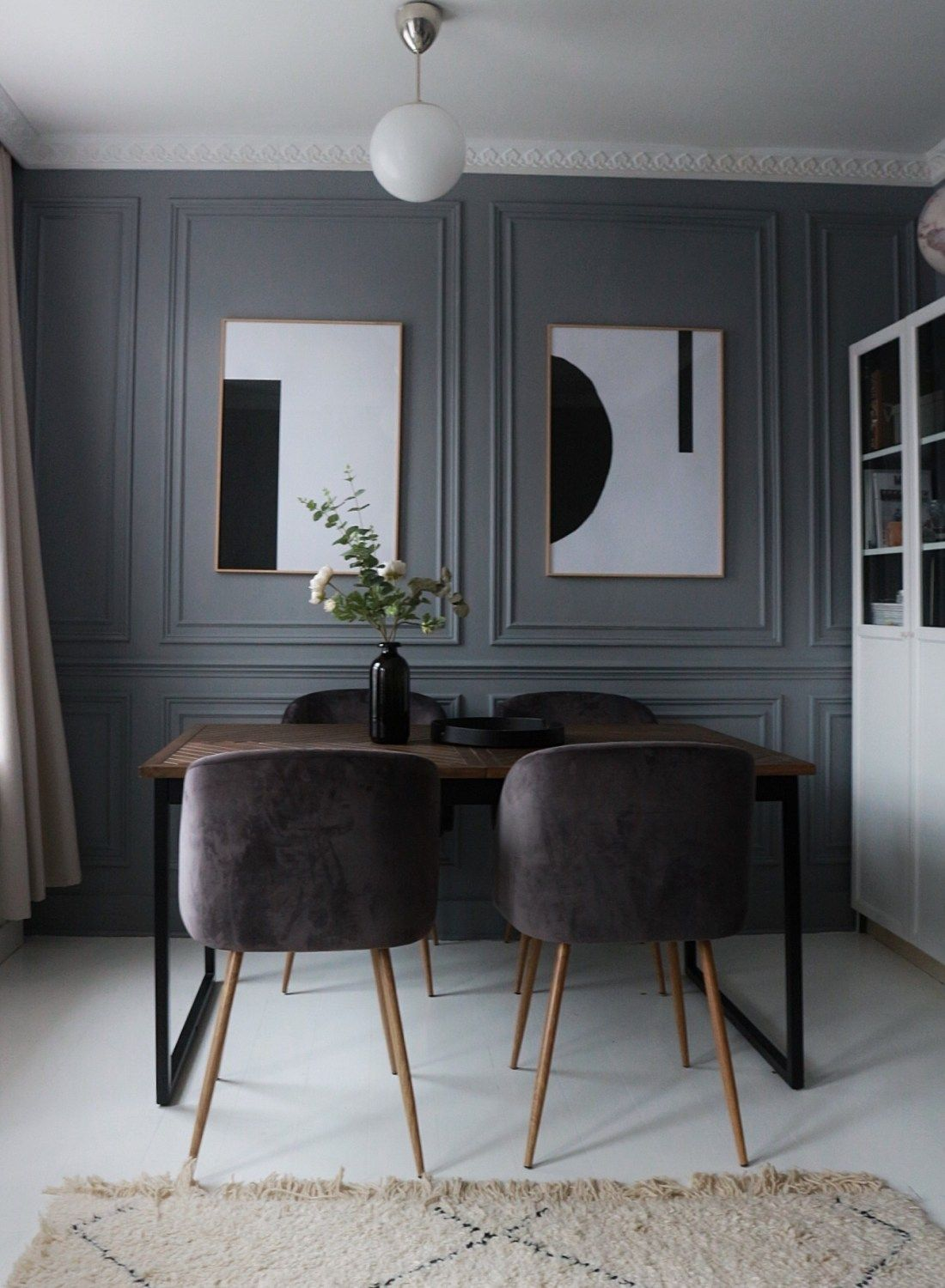 Living Room Wall Panel Design: How To Create Architectural Wall Panels/Moldings