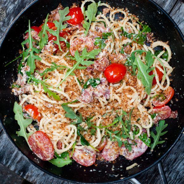recipe: hidden valley ranch noodles [26]
