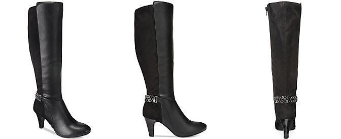 Karen Scott Haidar Tall Boots, Only at