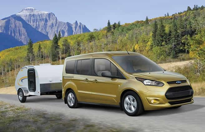Ford Transit Towing Capacity >> Best In Class Towing Capacity Ford Transit Cargo Van Ford