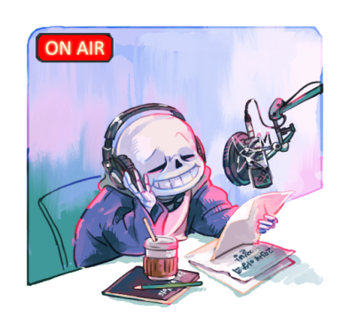 yoo, sans here. how have you been today? done anything special? welp, guess that doesn't matter now, because this next song is *eye lights up* YOU'RE GONNA HAVE A BAD TIME.