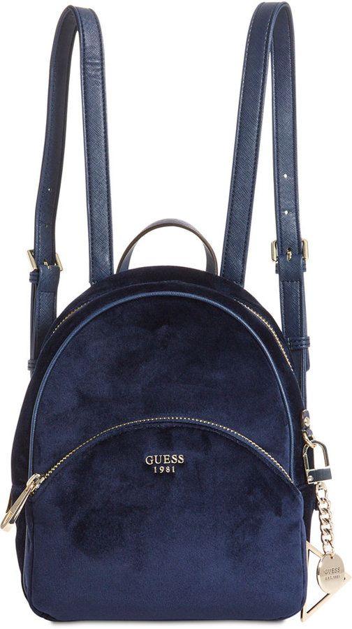 b14492573b GUESS Bradyn Small Backpack