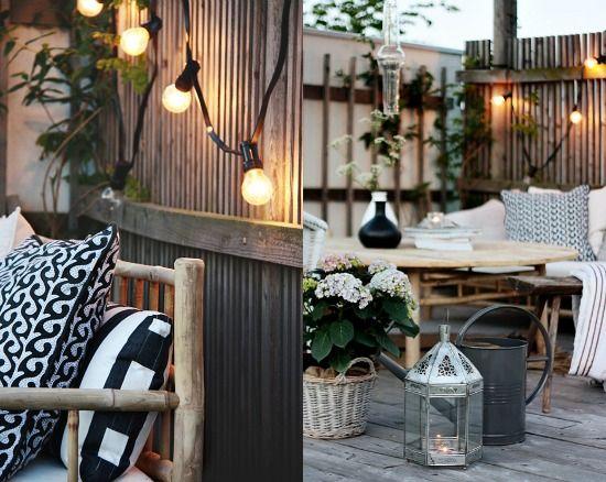 Favoriete tuin-lampjes-en-lantaarn | Inspiratie interieur Boshuisje - Tuin &ZI68