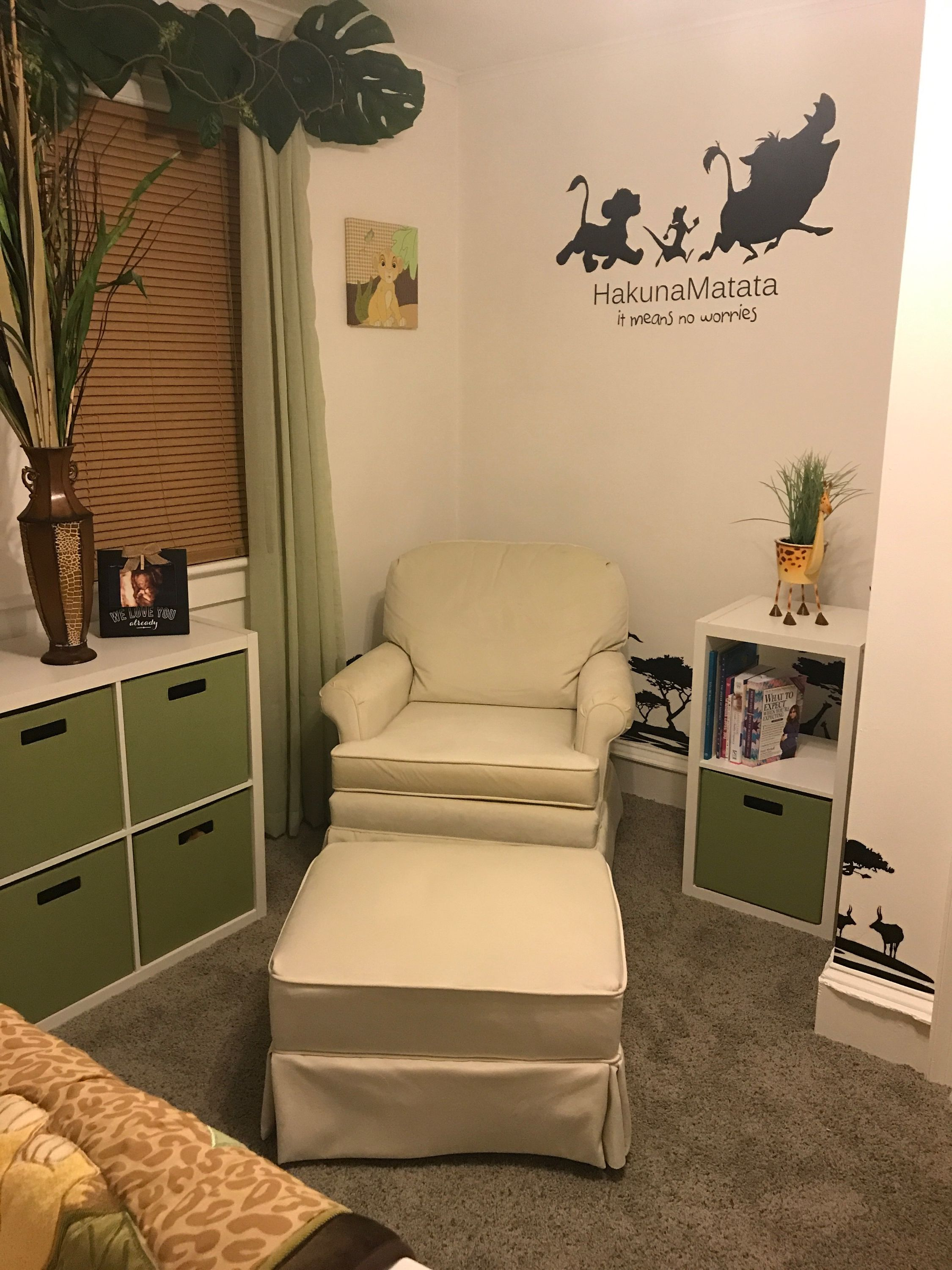 Lion King Nursery Baby Boy Room