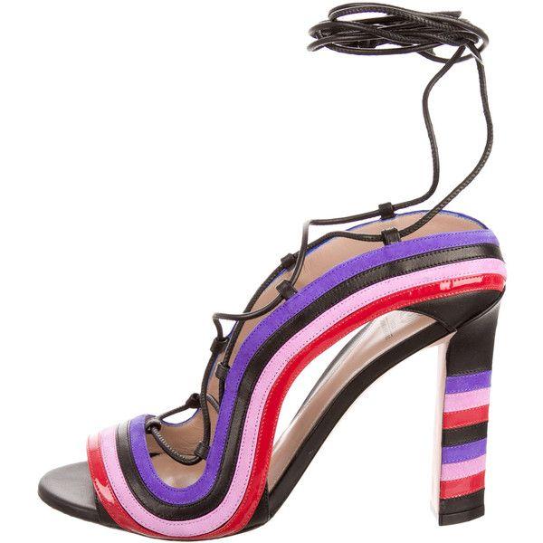 Pre-owned - Multicolour Leather Heels Paula Cademartori ViCoa5lKin