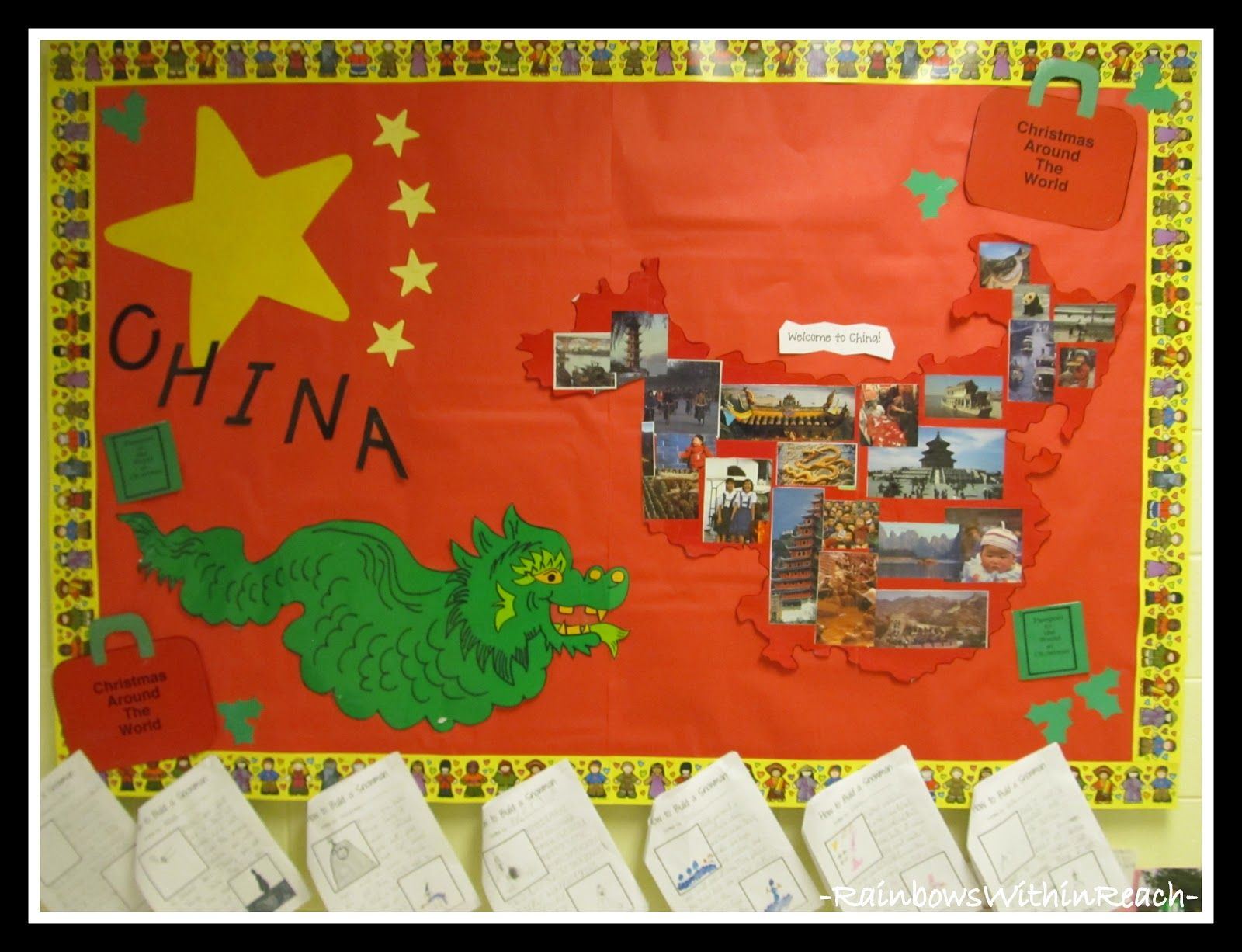 Christmas Bulletin Board Ideas Showcase
