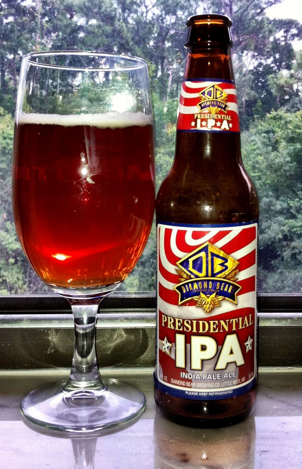 Diamond Bear Presidential Ipa And Two Term Dipa Ed Roberts Guest Post