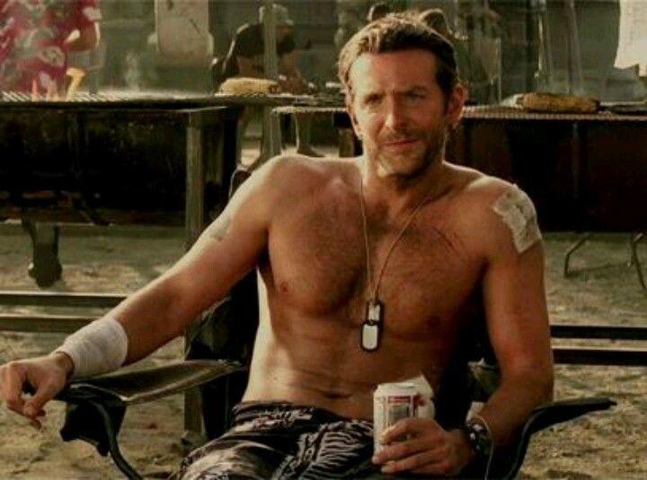 Bradley Cooper Still Down With Gay Rumors
