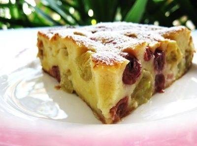 torta all'uva