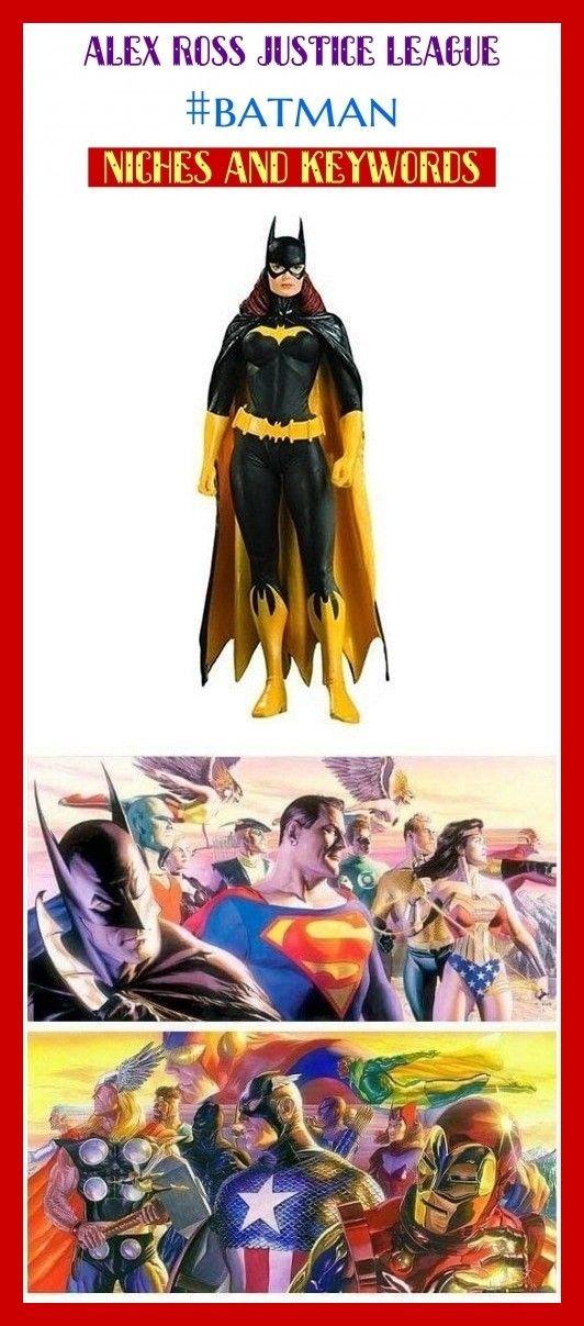 Photo of Alex ross justice league #batman #seotrends #geek. alex ross batman, alex ross m…