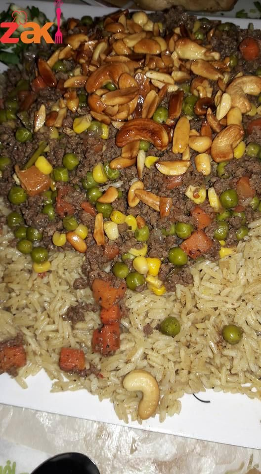 الأوزي روعة بشكل غير طبيعي زاكي Egyptian Food Palestinian Food Moroccan Food
