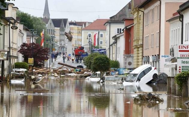 Floods in Germany and France have killed at least 10 people and forced thousands from their homes, officials said as Paris' Louvre museum announced it would move treasures out of....