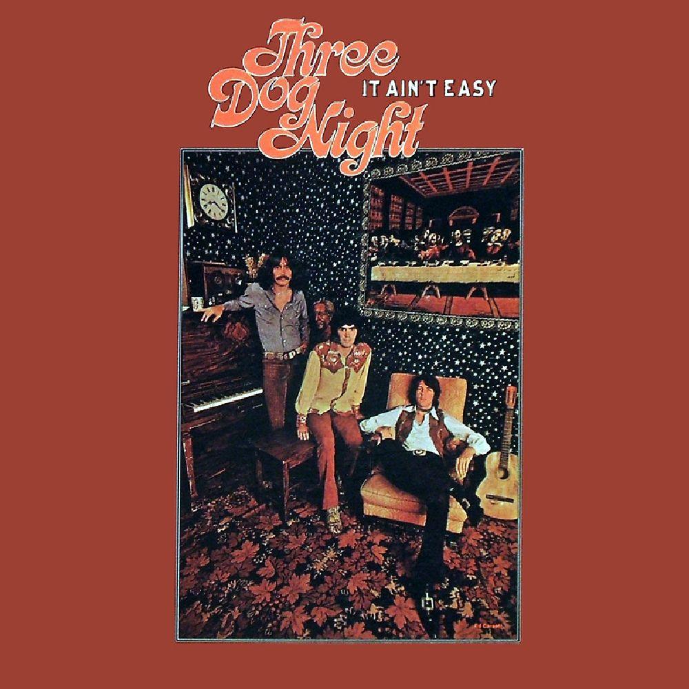 Three Dog Night - It Aint Easy (1970, Nude Cover, Vinyl