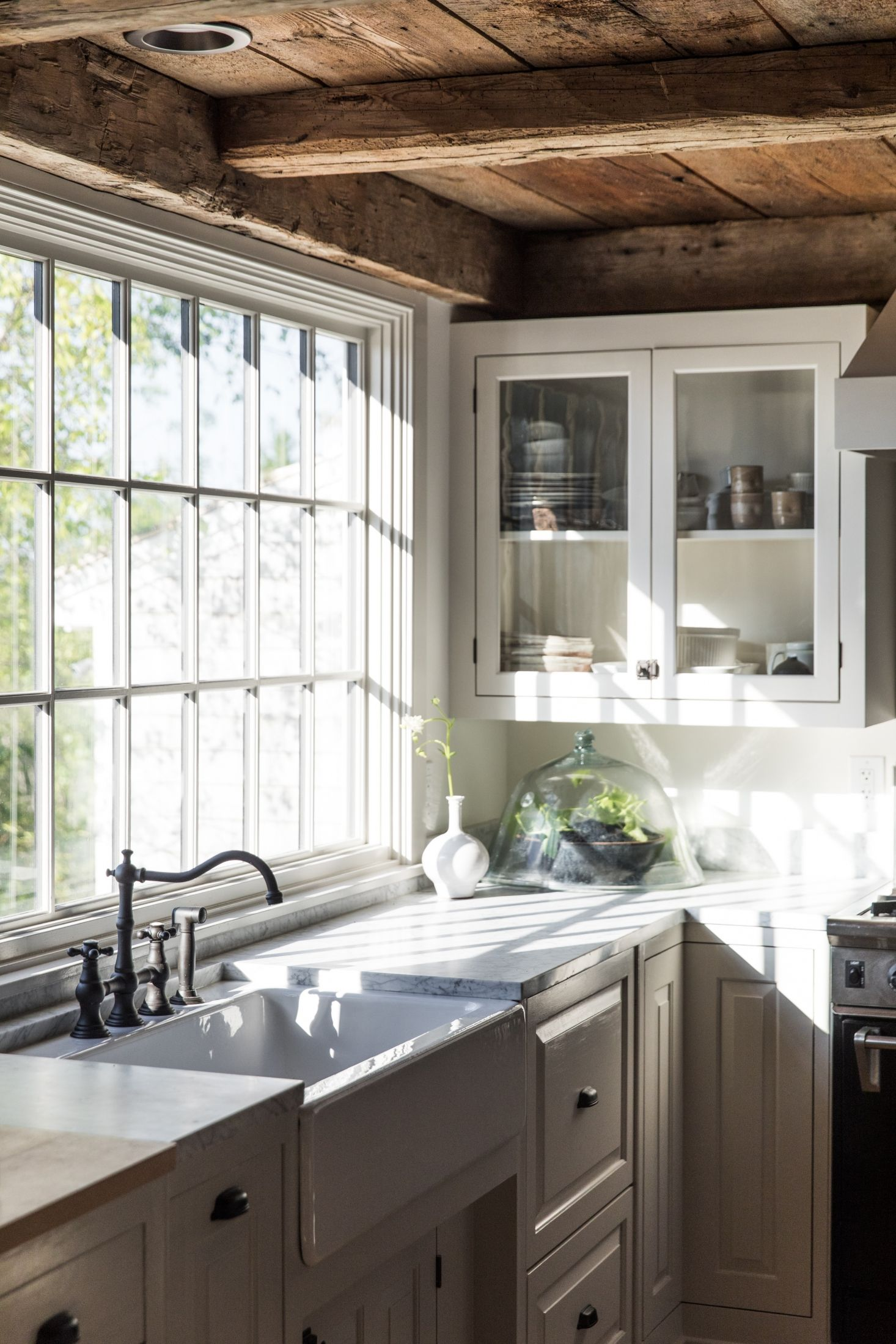 The New New England: A 1754 Cape on Spruce Head in Maine - Remodelista