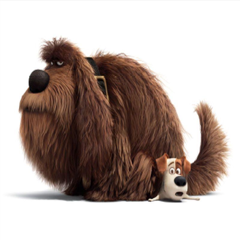 Details about The Secret Life of Pets DUKE MAX