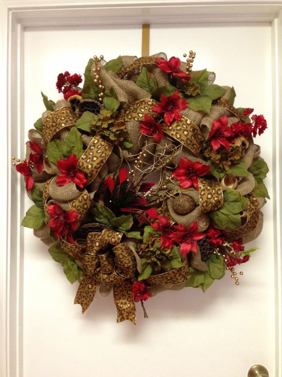 Made to Order Custom Wreaths by DazzlemeWreaths on Etsy, $195.00