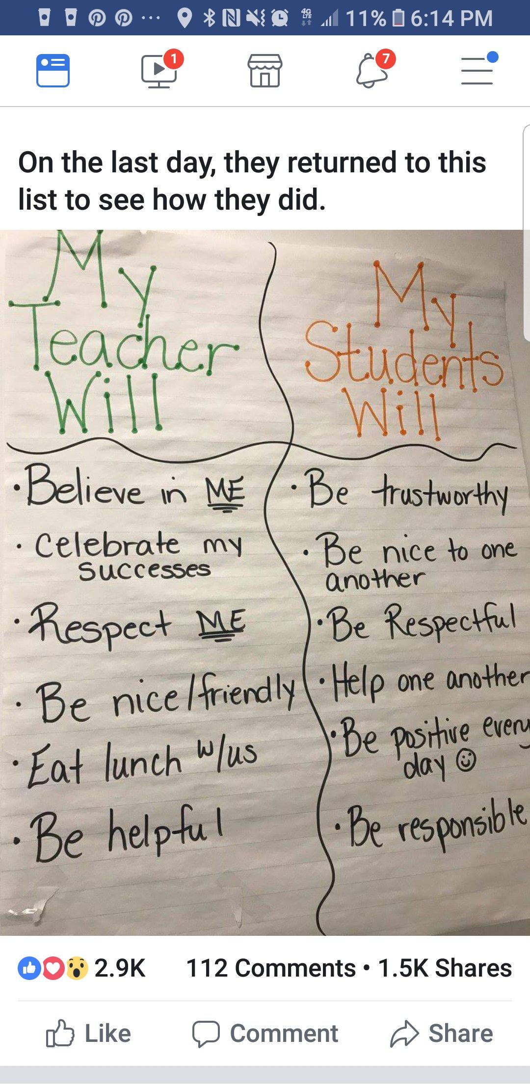 Teachers Will
