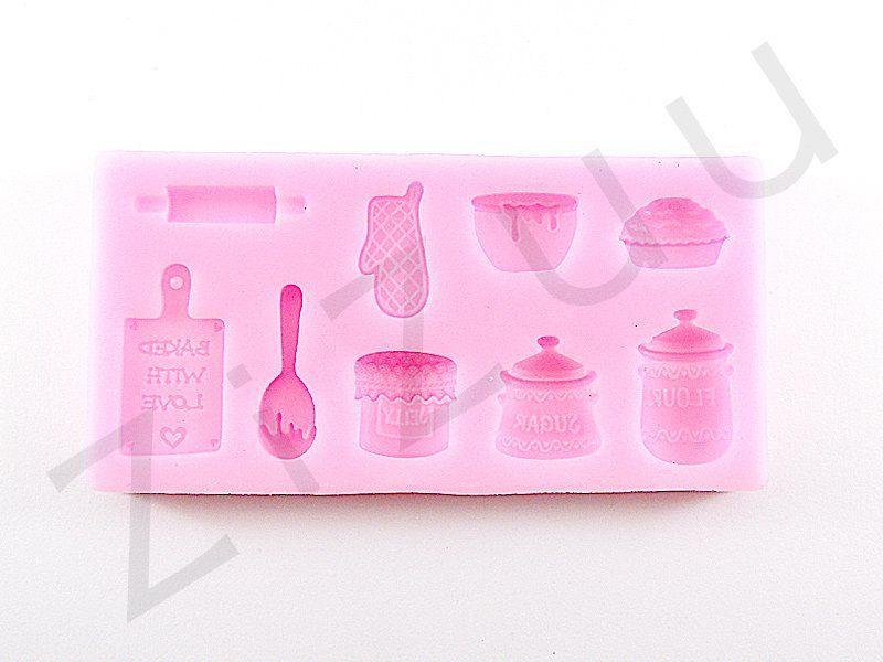 Stampi per dolci in silicone \