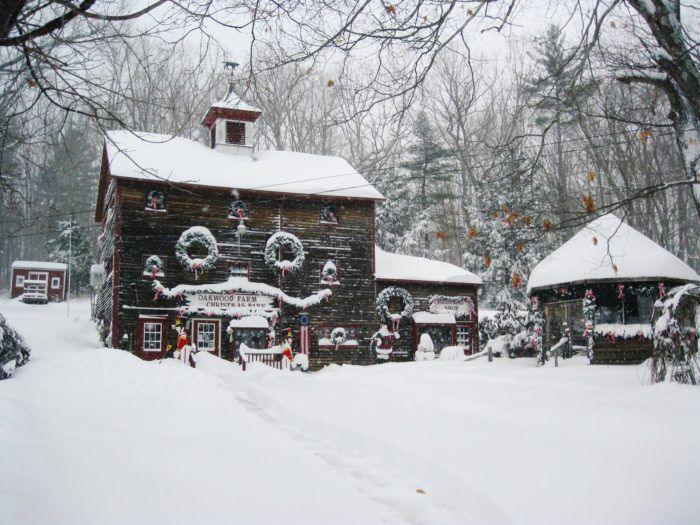 The Christmas Store In Massachusetts That S Simply Magical Massachusetts Travel East Coast Road Trip Christmas Store
