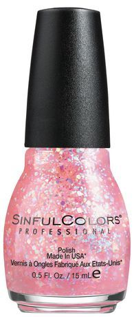 Sinfulcolors Nail Polish Pinky Glitter In 2019 Products Nail