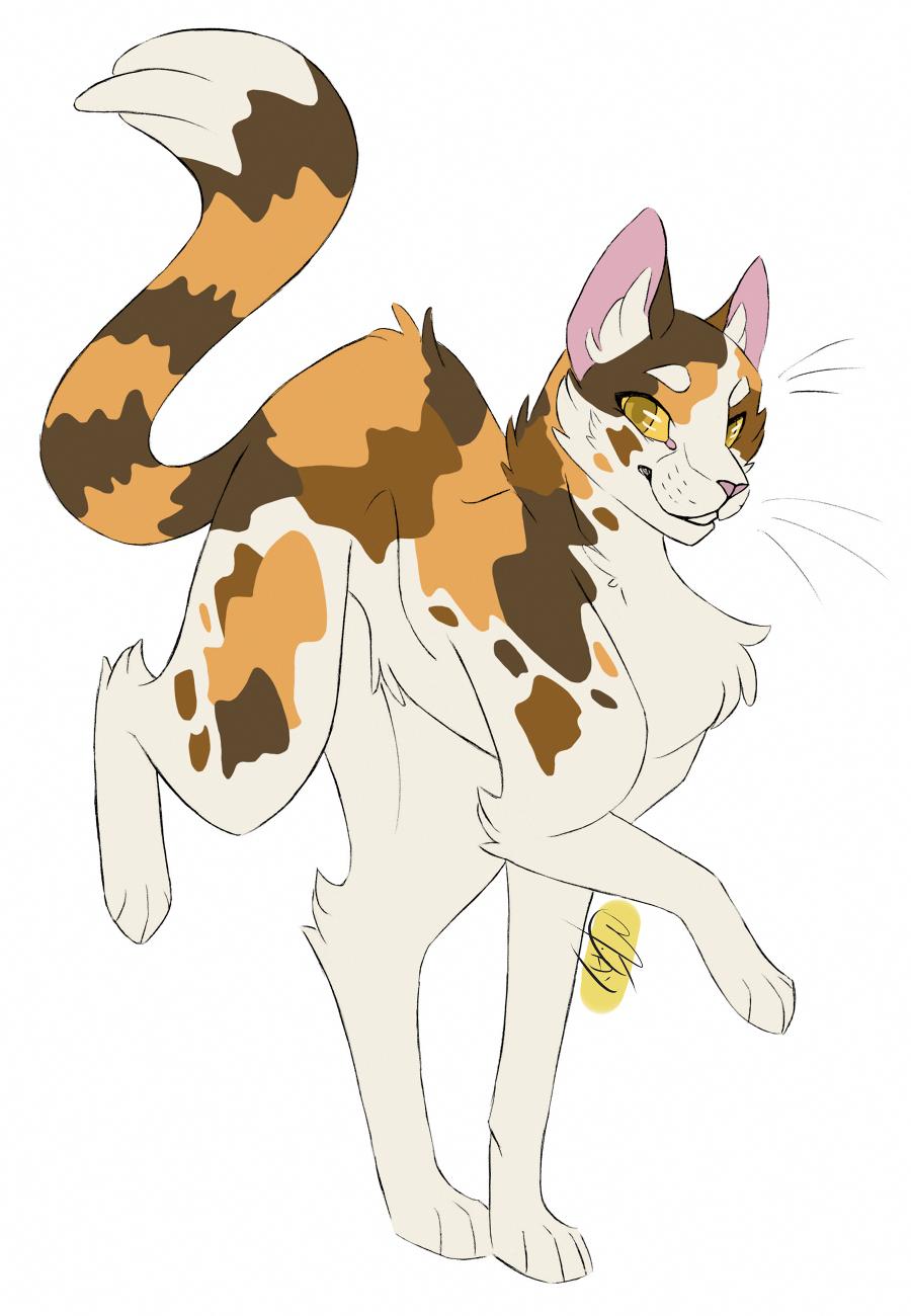 Servalcats Warrior Cats Art
