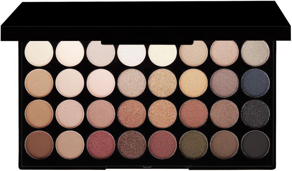 Makeup Revolution's Flawless Ultra 32 Eye Shadow Palette