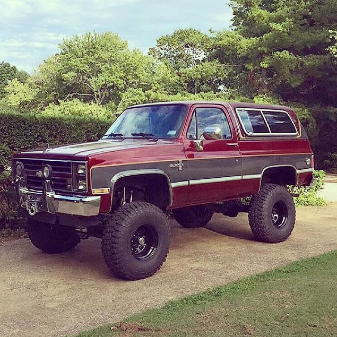 1987 chevy blazer submitted by