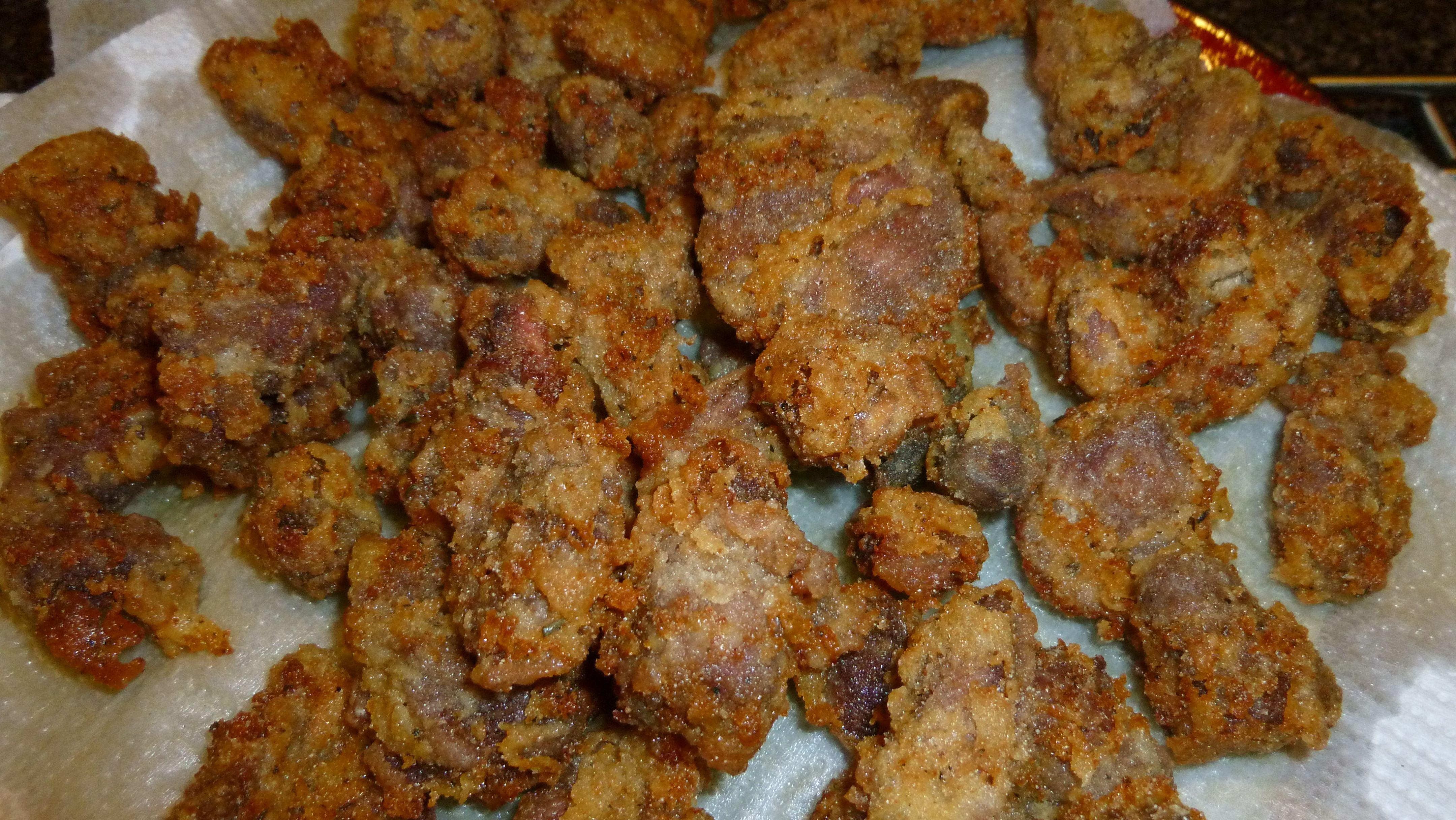 Chicken Heart Recipes Fried