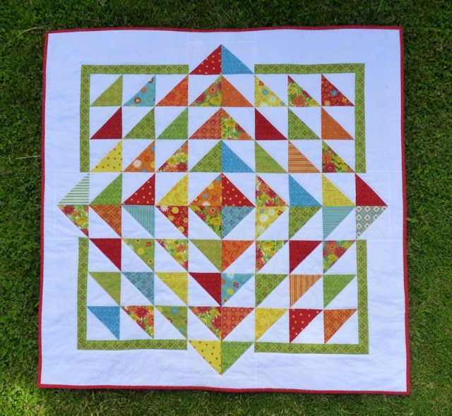 Pieces Of Contentment Fresh Flowers Quilt Charm Pack Quilt Patterns Charm Square Quilt Half Square Triangle Quilts Pattern