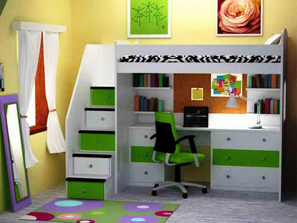Loft bed with desk  Bunk Bed Desk Ikea  Beautiful Living Room Furniture Set Check more
