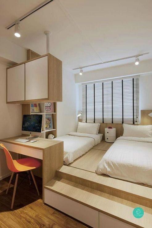 Photo of 17 design di successo e di alta qualità nel guardaroba sottopiano che consentono di risparmiare spazio – diversi