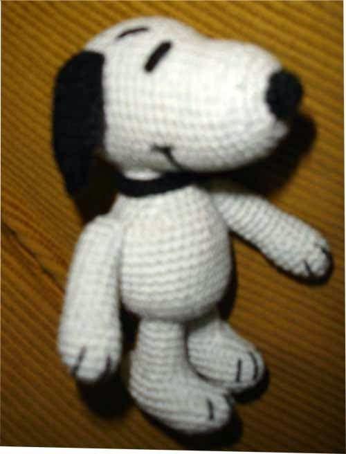 Snoopy   AMIGURUMIES   Hafani (dog)   Pinterest   Snoopy, Patrones ...