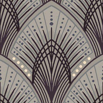 Durkan Cyp Hollywood Vine Art Deco Pattern Art Deco