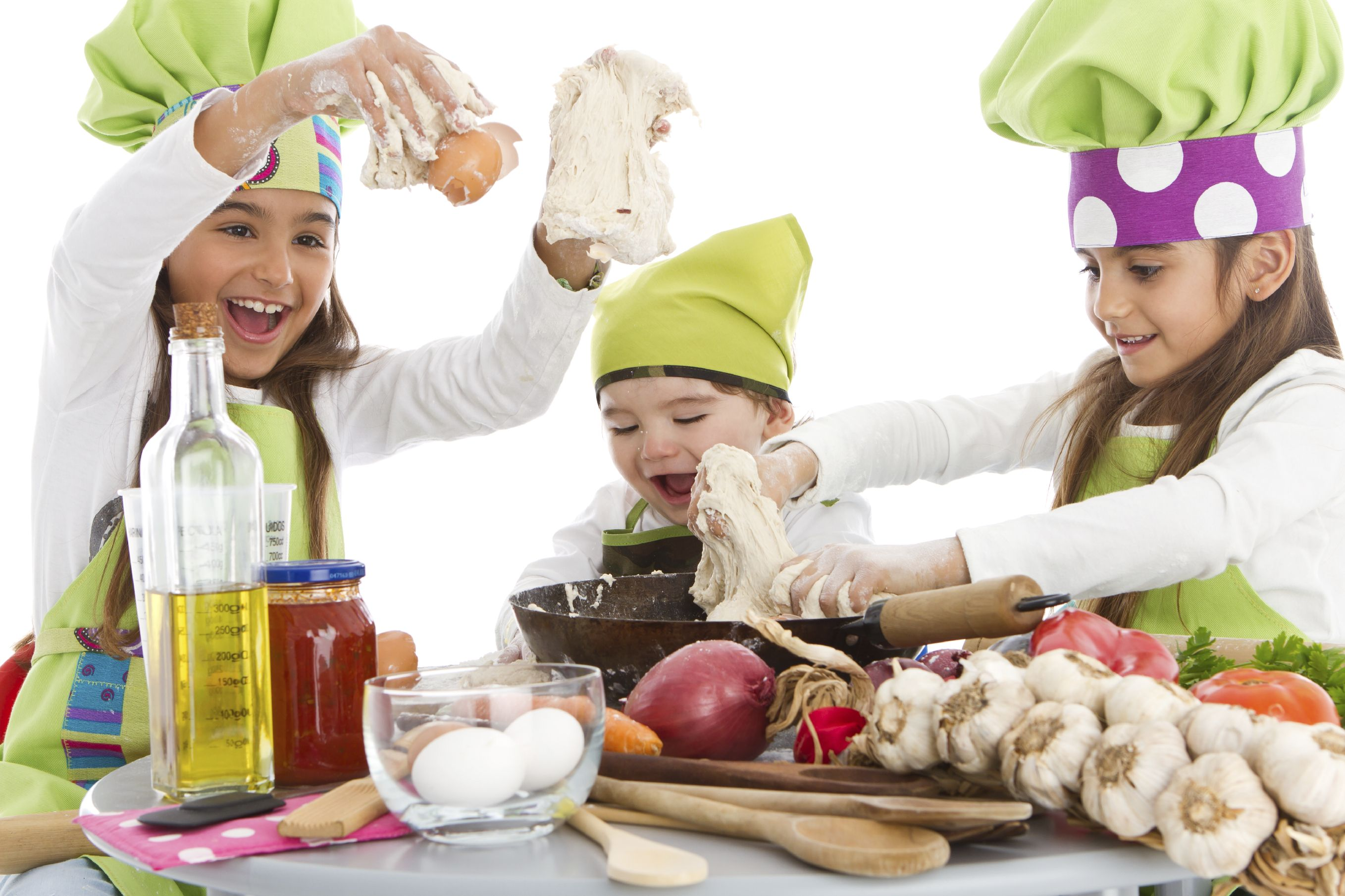 Kids Cooking Camp New Large