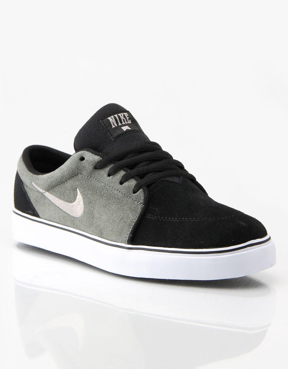 Skate shoes nike - Nike Sb Satire Skate Shoes Mercury Grey